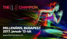 The Champion - belépés hétvége 14-16 óráig