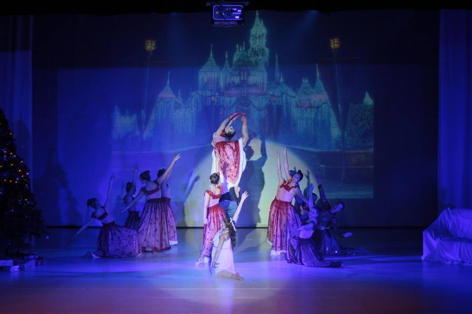 Gödöllő Táncszínház: Diótörő