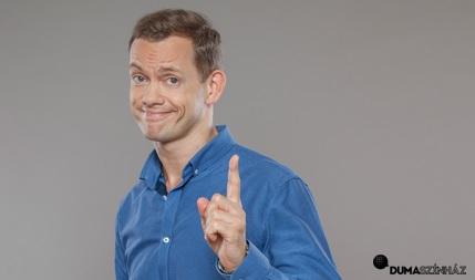 Beliczai Balázs önálló estje, műsorvezető: Szobácsi Gergő