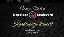 Vincze Lilla és a Napoleon Boulevard - zenés színpadi előadás