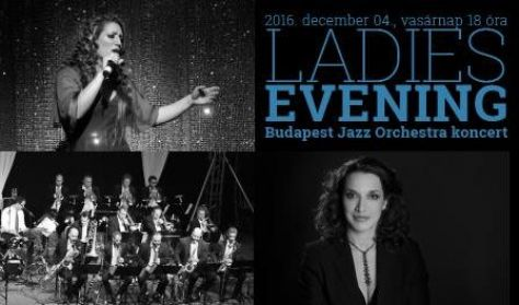 Budapest Jazz Orchestra: Ladies Evening