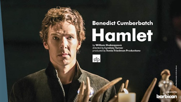 William Shakespeare: Hamlet - színdarab vetítés
