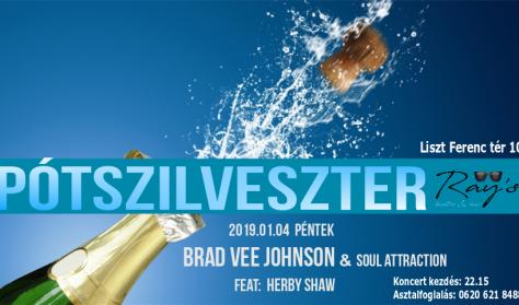 Pótszilveszter - Brad  and friends