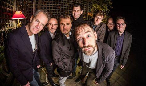 Jazzy Live-Kéknyúl Hammond Band