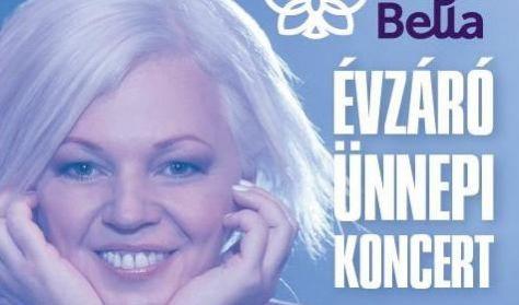 Bagdi Bella -Évzáró Ünnepi koncert