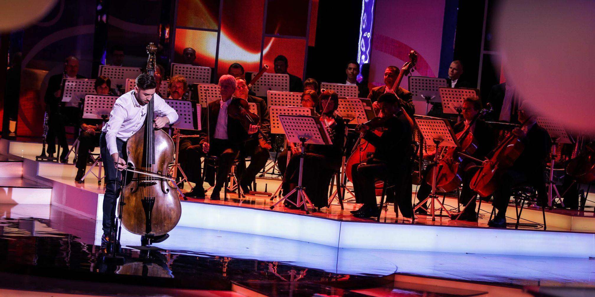Virtuózok Újévi Koncert