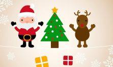Karácsonyi MANÓ koncert + kézműves foglalkozás (3-10 éves gyerekeknek)