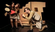 Kabóca Bábszínház - Kiss Erzsi: Piroskaland - Griff Bábszínház vendégjátéka