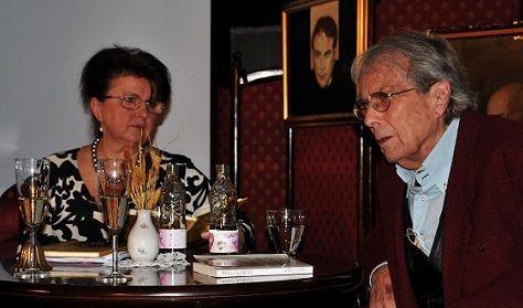 Kedvencek - Pár-Beszéd zenével és irodalommal, vendégek: Iván Ildikó és Görgey Gábor