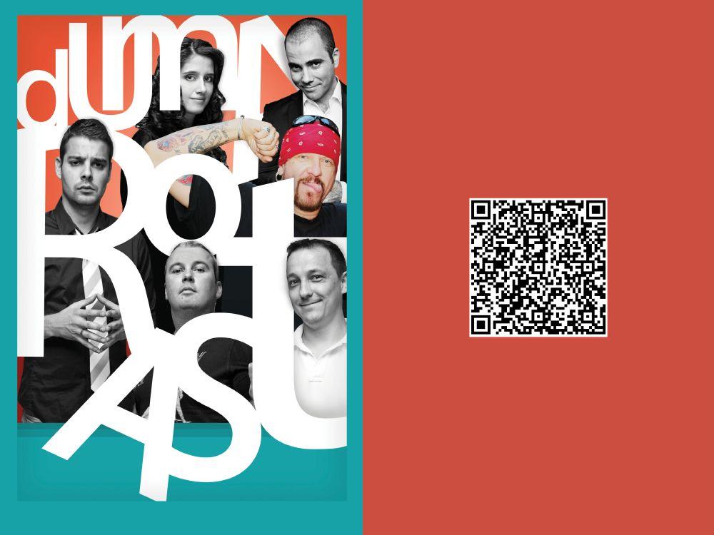Dumaszínház ROAST: Kiss / Kap / Kormos / Dombi / Benk / Ganxsta