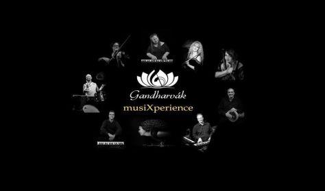 Gandharvák Uplifting classical koncert