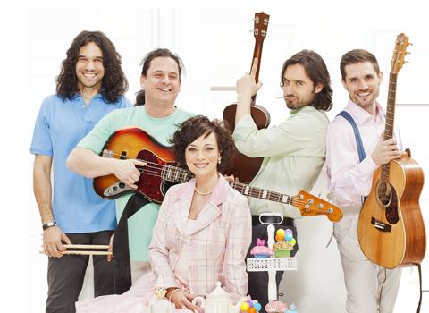 Farkasházi Réka és a Tintanyúl   Bumm, Bumm, Bumm   Lemezbemutató családi koncert