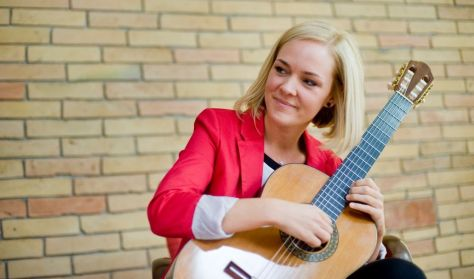 Seres Borbála - gitárest