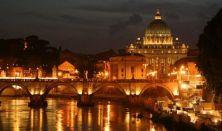 A művészet templomai: A római Szent Péter bazilika és pápai bazilikák