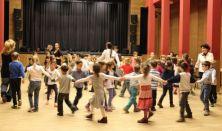 Táncolda - családi táncház