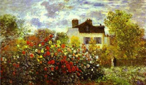 EXHIBITION: A modern kert festői