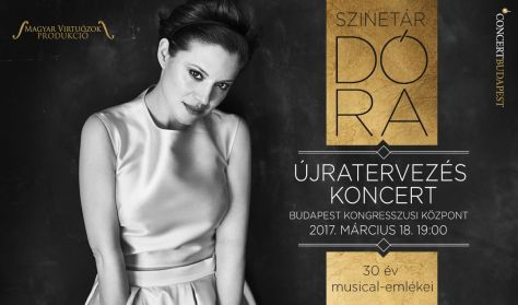Szinetár Dóra - Újratervezés Koncert