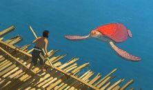 A vörös teknős + Love