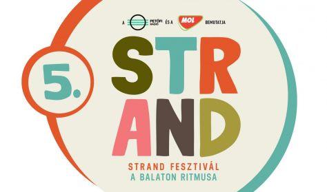 STRAND Fesztivál/Szombati napijegy - augusztus 26.