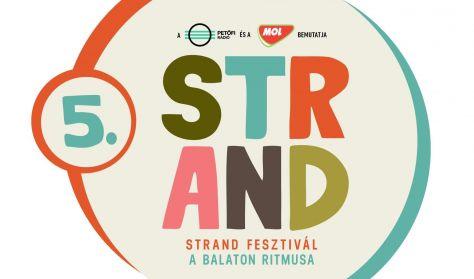 STRAND Fesztivál/4. VIP napi jegy - augusztus 26.