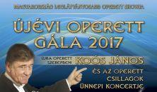 ÚJÉVI OPERETT GÁLA 2017