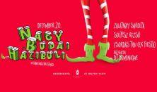 Nagy Budai Házibuli: Zalatnay Sarolta, Soltész Rezső, Csordás Tibi (Ex Fiesta), Dj Dominique