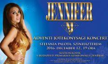 JENNIFER - adventi jótékonysági koncert