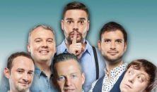 Dumaszínház ROAST 3: Kiss / Dombi / Szomszédnéni / Hajdú / Schobert Norbi