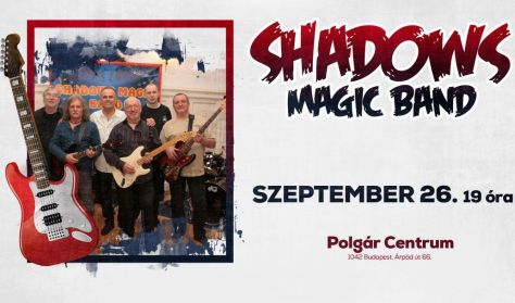 SHADOWS MAGIC T. BAND koncert