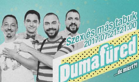 Szex és más tabuk - Benk Dénes, Csenki Attila, Felméri Péter, vendég: Tóth Edu