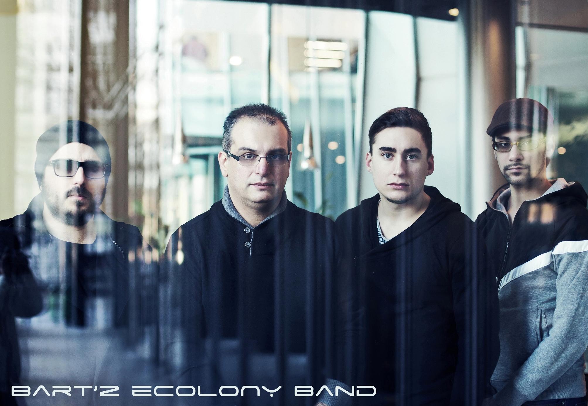 Jazzy Live-Barcza Horváth József: Bart'z eColony Band