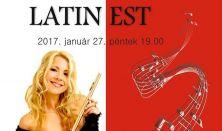 Latin est - Horgas Eszter és Dajka Krisztián előadói est