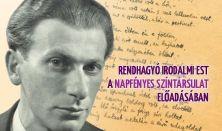 Radnóti Miklós rendhagyó irodalmi est - Lélekkel szálldosó