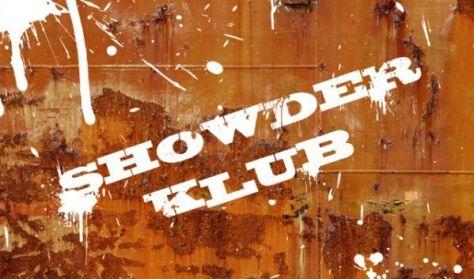 SHOWDER KLUB felvétel - Csenki Attila, Bellus István, Benk Dénes, Somogyi András