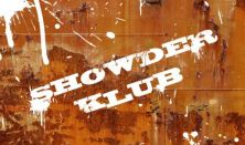 SHOWDER KLUB felvétel - Csenki Attila, Bellus István, Elek Péter, Somogyi András
