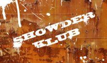 SHOWDER KLUB felvétel - Kiss Ádám, Kőhalmi Zoltán, Felméri Péter, Hajnóczy Soma bűvészvilágbajnok