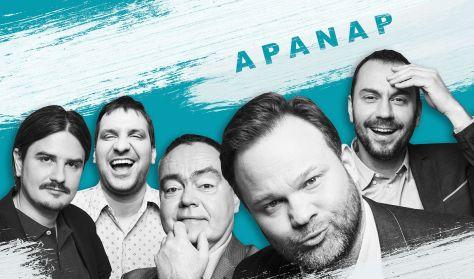 APA NAP - Aranyosi Péter, Csenki Attila, Szobácsi Gergő, Szupkay Viktor, Tóth Edu