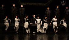 Stage Russia 2017 Lev Tolsztoj: Anna Karenina