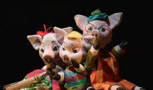 gyerekMoM | A három kismalac - Harlekin Bábszínház