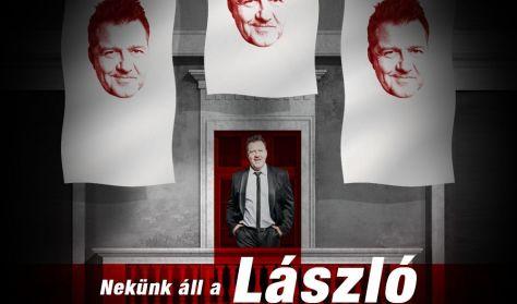 Nekünk áll a László - Hadházi László önálló előadása, műsorvezető: Bellus István