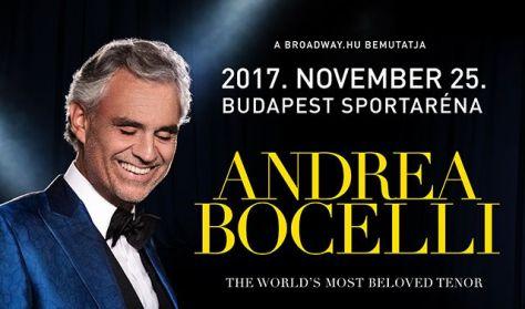Andrea Bocelli ---2017