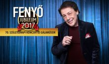 FENYŐ MIKLÓS 70. születésnapi koncert és gálaműsor