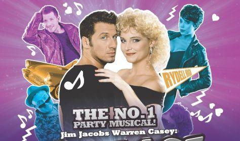 Jim Jacobs - Warren Casey: GREASE