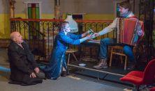 Csin-csin - MENTÁLszínház sorozat, közönségtalálkozóval