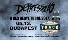 DEPRESSZIÓ - A kés hegye turné 2017