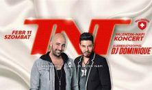 TNT Valentin-napi koncert