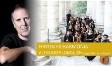 Haydn Filharmónia, Dvorak, Sosztakovics, Zongorázik és vezényel:  Alexander Lonquich