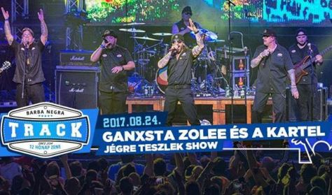 GANXSTA ZOLEE ÉS A KARTEL - Jégre teszlek show