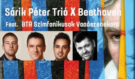 Sárik Péter Trió xBeethoven feat. BTA Szimfonikusok Vonószenekara