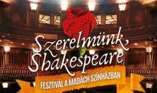 #Shakespeare LIVE
